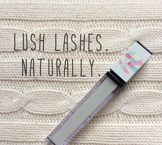 NEW! ++ Rapid Lash & Brow Growth Treatment++ Dear Baby Pregnancy-Safe Products for Mama