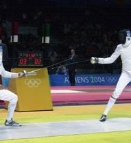 Watch London Olympics 2012: Watch Olympic Fencing online