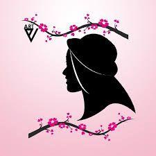 """Résultat de recherche d'images pour """"silhouette hijab"""""""
