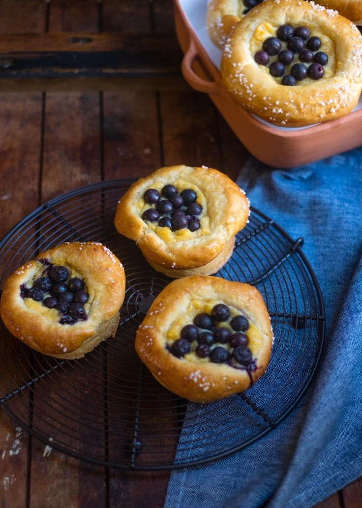 Got #GBBO withdrawals? Try these blueberry brioche courtesy of Edd Kimber the first ever winner, new #ontheblog