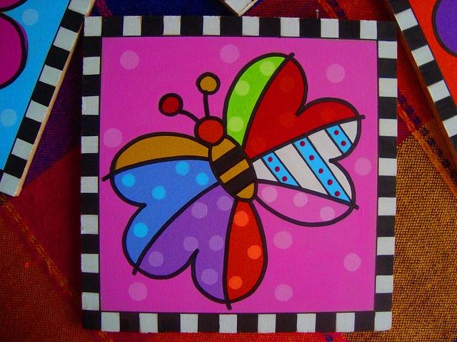 Mariposa Britto by rebeca maltos, via Flickr