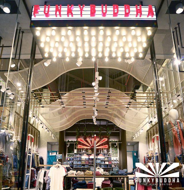 Funky Buddha Store @ Baneasa Shopping Mall, Bucharest, Romania