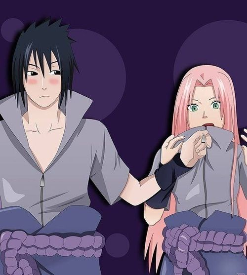 sweet couple sasuke uchiha - photo #38