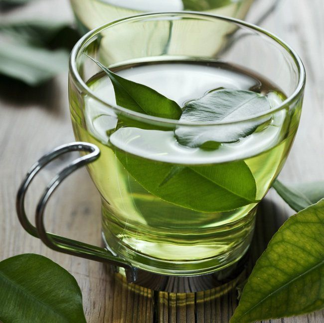 Green Tea- Natural caffeine can help speed up the metabolism and keep you energized to burn more calories throughout the day.
