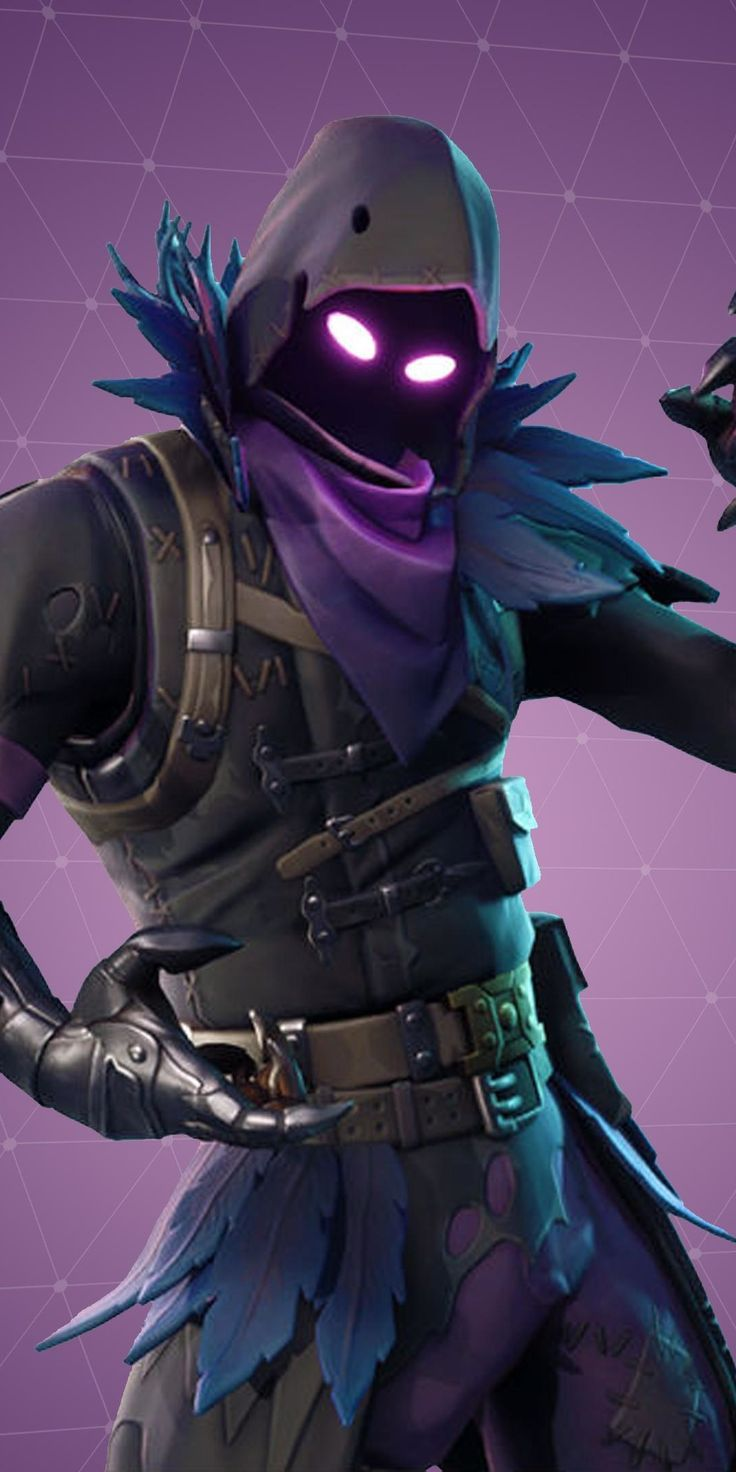 Fortnite Raven by on