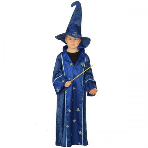 Tovenaar halloween kostuum kind
