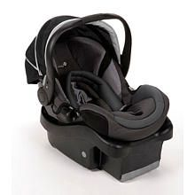 The S1 by Safety 1st onboard35 air is the first infant car seat to introduce air protect technology. This technology immediately reduces impact forces through the precise release of air.