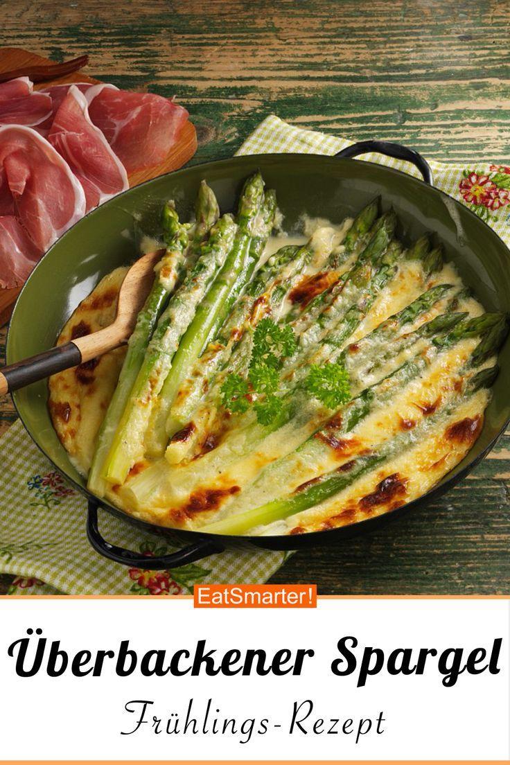 Gebackener grüner Spargel mit Mascarpone – schlauer – Kalorien: 319 kcal – Zeit …   – Spargel Rezepte