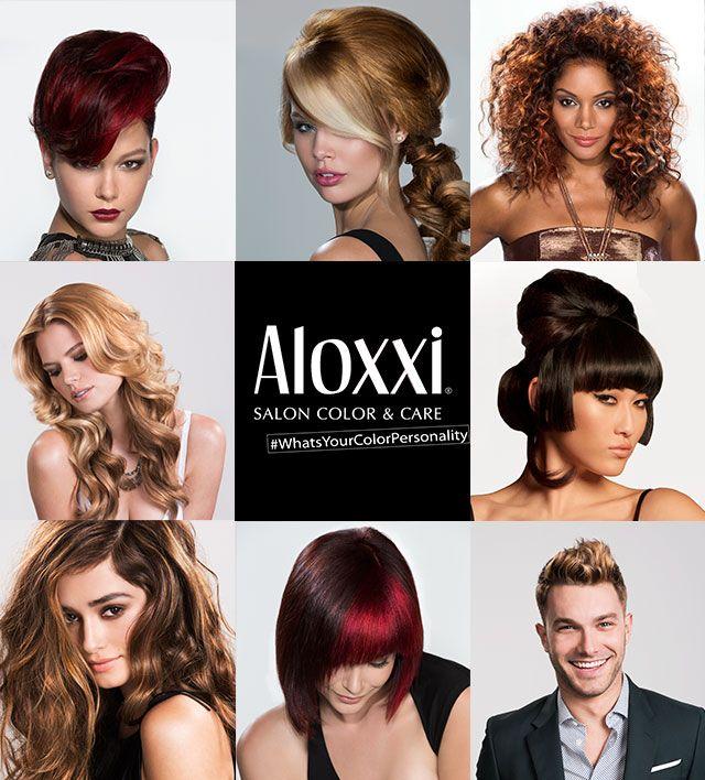 Per tutte le donne che vogliono indossare sui capelli la propria personalità... che vogliono cambiare e rinnovarsi... la risposta è AloXXi, il vero Colore Personalità che arricchisce la bellezza di ogni donna! Perchè non regalarsi una vera esperienza-colore in vista delle Feste?