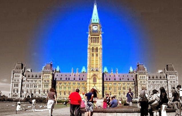 CANADIAN PANORAMA: 1 июля.День Канады