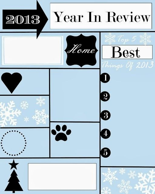 yearly review template