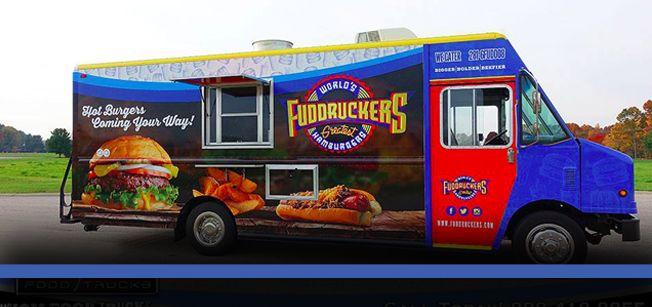 Custom Food Trucks For Sale In India