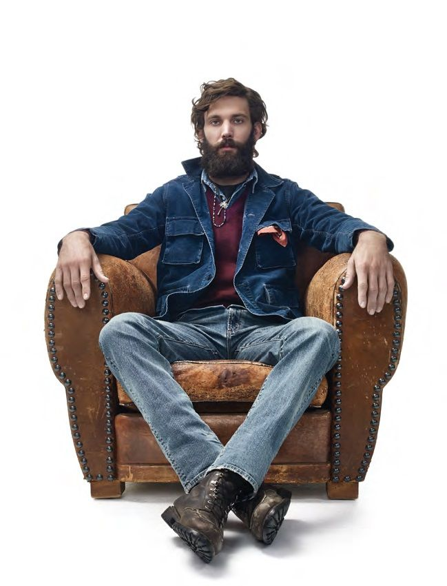 Denim Jacket Revival in CofH Mens Fall 14 Lookbook