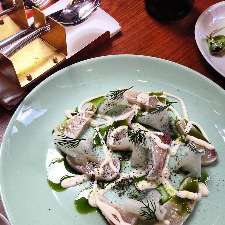 Joy House Productions — Kingfish platter - like #art on a plate -...