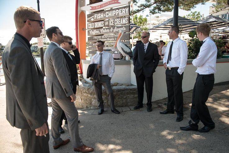 Doyles - Watsons Bay grooms-party-at-watson-bay-sydney-wedding