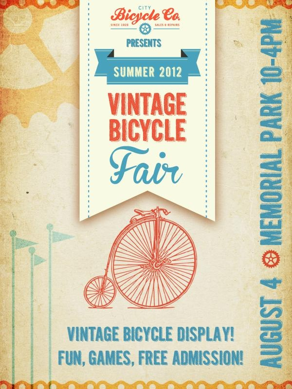 Vintage Bicycle Fair   Ads of the World™
