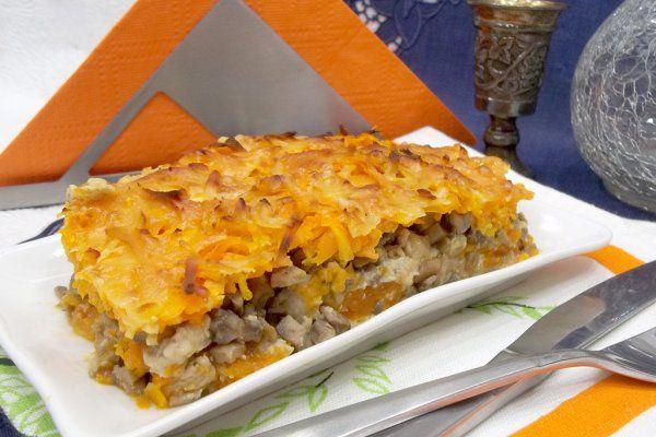 Запеканка-пирог из тыквы, грибов и мяса https://citywomancafe.com/cooking/17/01/2018/zapekanka-pirog-iz-tykvy-gribov-i-myasa