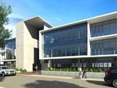 Umhlanga Business Centre Main entrance