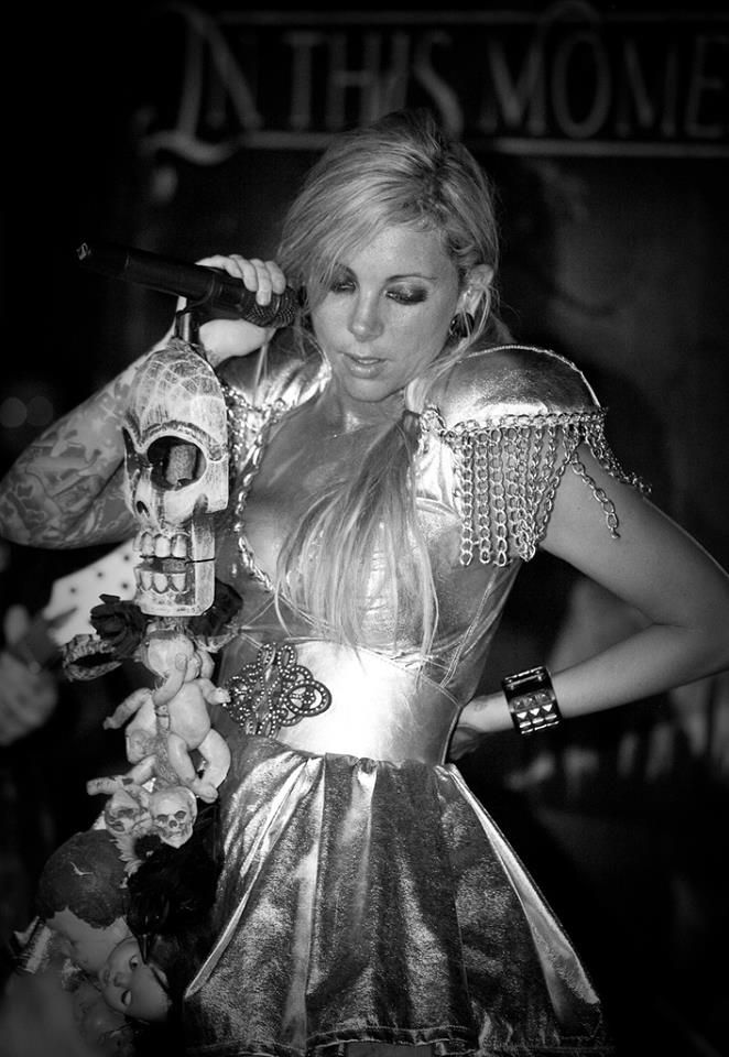 17 best images about maria maria maria brink madness - Maria brink pics ...