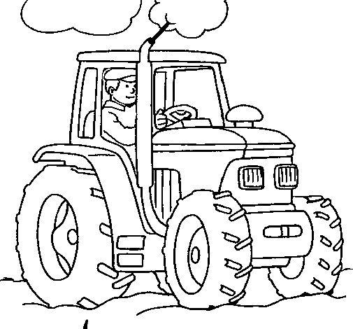 tractor dibujo - Buscar con Google