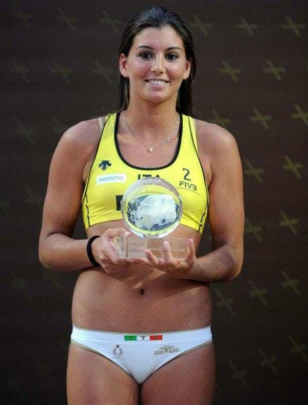 Hot young female volleyball players galleries 987