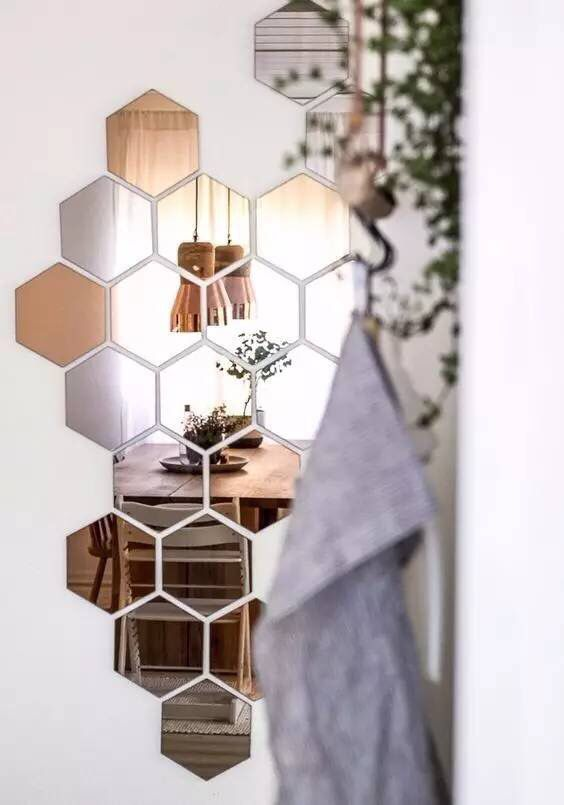Different Shaped Mirrors best 25+ small mirrors ideas on pinterest | looking for apartments