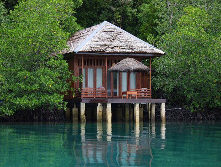 Of good food and good dive: Kadidiri Paradise Resort (Togian Islands)
