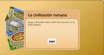 Escuela bloguera: La Edad Antigua