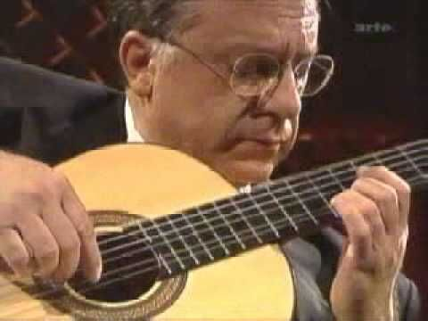 The Best of Andrés Segovia /// Guitar Masterpieces for Classical Music Lovers (Full Album) [HQ] - YouTube