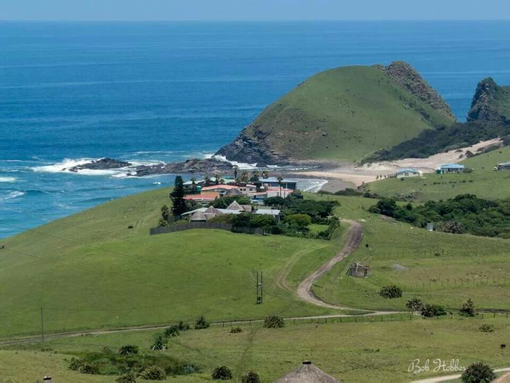 Coffee Bay/Hole in the Wall .Transkei. South Africa.