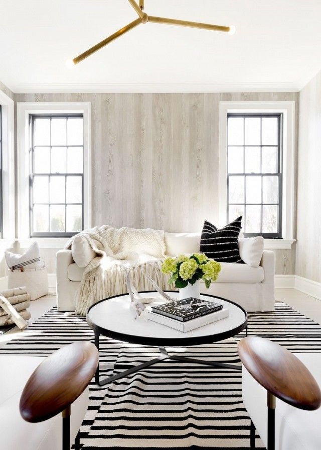276 Best Black & White Images On Pinterest  Arquitetura Home Pleasing Wood Design Living Room Design Decoration