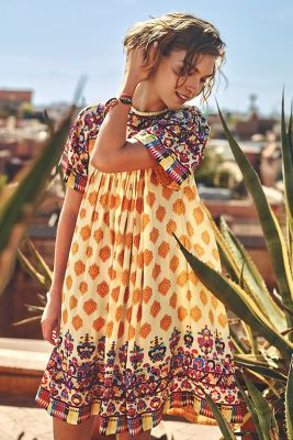 Caltha Swing Dress - anthropologie.com