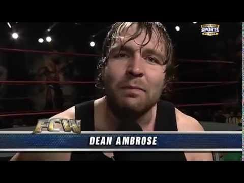 Dean Ambrose promo on William Regal: 'I'm every bit as good as they say I am.'