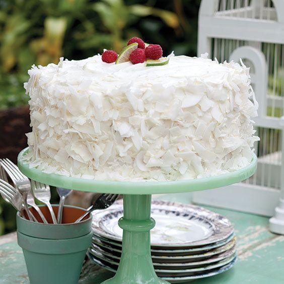 Cream and Coconut muy #chic