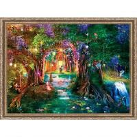Heaven and Earth Designs The Butterfly Ball Counted Cross-Stitch Chart
