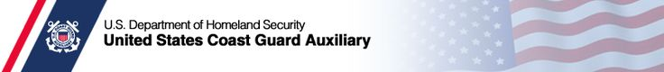 United States Coast Guard Auxiliary - volunteer opportunities: www.cgaux.org