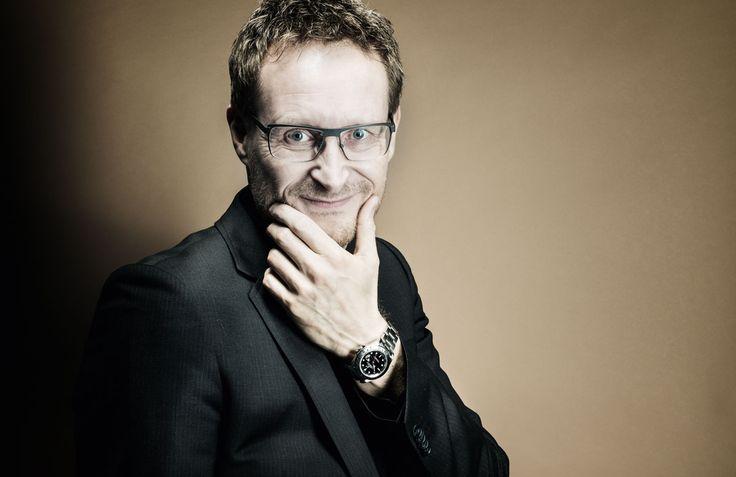 William Sørensen, founder of eyewear label Nine