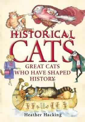 Historical Cats Author Artist Heather Hacking