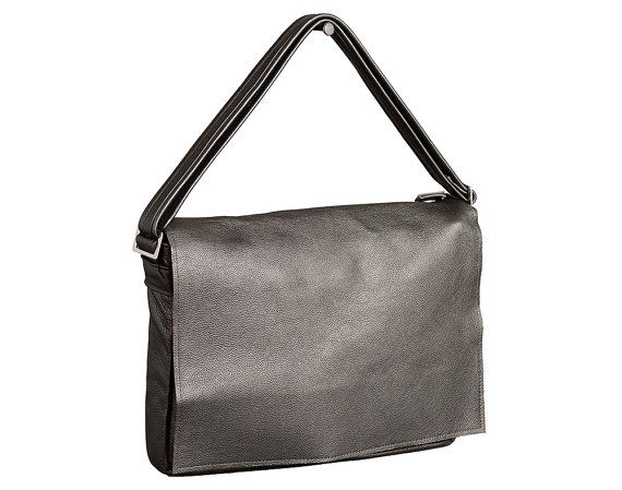 Not only is the exterior of this leather laptop bag a strong tough cowhide leather- Ive also totally lined the interior with more leather, in