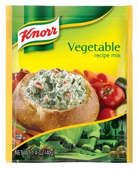 Knorr® Recipe Classics – Vegetable