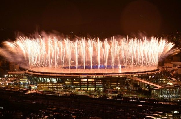 These Are The Best Photos Of The 2016 Olympics Closing Ceremony -   .
