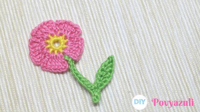 DIY Crochet and Knitting Povyazuli