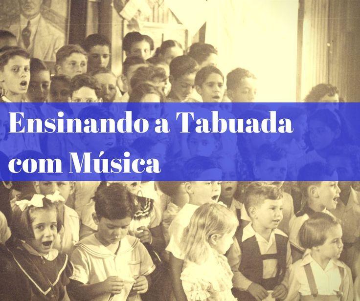 A tabuada é um recurso que decoramos aprendemos na escola e que depois nos serve para a vida toda. Sempre nos vemos diante de contas que envolvam multiplicação. E para as crianças, que tem a cabeça nas nuvens, muitas vezes não conseguem decorar tabuada tão facilmente, então quando isso acontece, é hora de usar outros … Continuar lendo Ensinando a Tabuada com Música