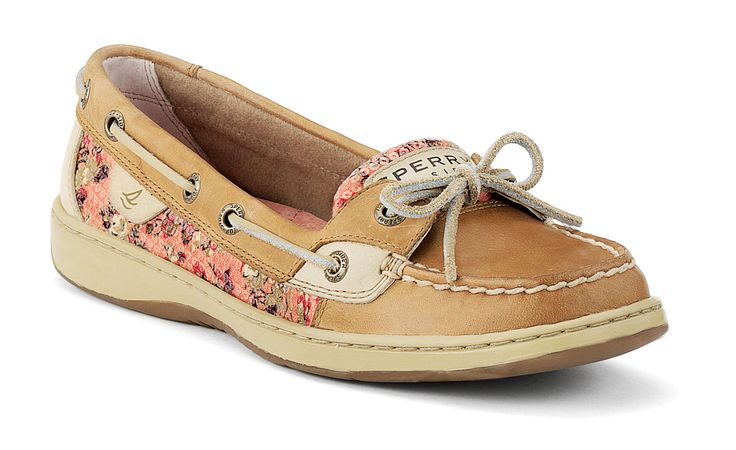 Sperry's have been my favorite shoe ever since my mom told me about them so long ago. I never got a pair yet, but I will be soon!