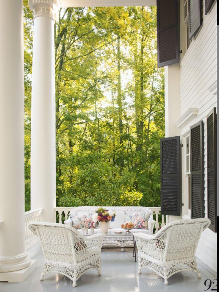 Dream porch on my dream home