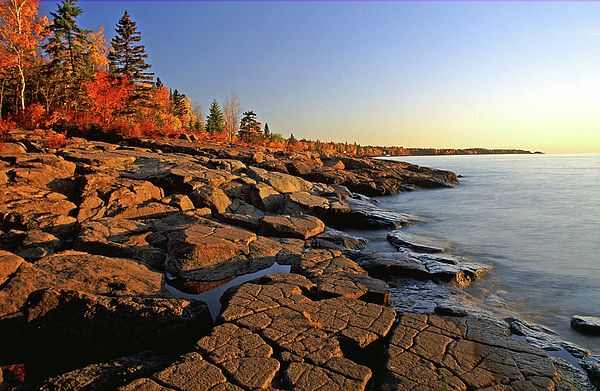 Stony Point Sunrise by Bill Morgenstern