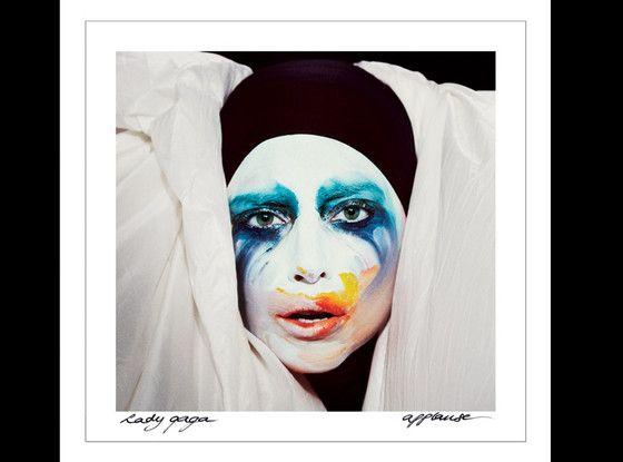 Lady Gaga - Applause Photo by Inez van Lamsweerde and Vinoodh Matadin.