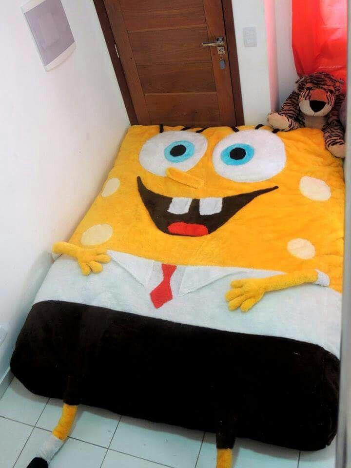 Cojin cama
