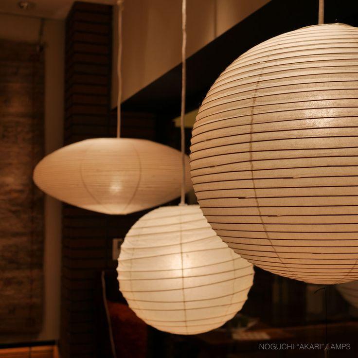 109 best Isamu Noguchi Akari images on Pinterest | Isamu ...