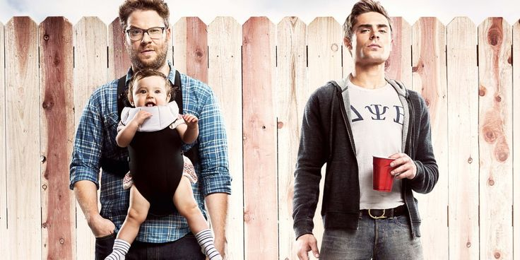 """""""This week'sBad Neighboursis a solid addition to the college movie, withZac Efronleading a fraternity house that gets embroiled in an absurd war with its new-parent neighbours (Seth Rogenand Rose Byrne). It's good, but it's not quite good enough to make this list of 10 A+ collegemovies."""""""